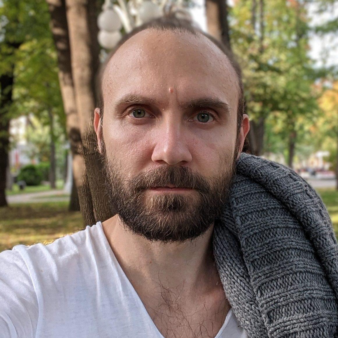 Психолог Дмитрий Баранов